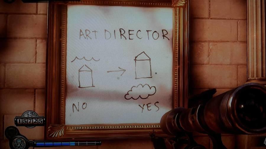 BioShock Infinite Concept Art. Help FJ rise from the ashes by p BioShock Infinite Concept Art Help FJ rise from the ashes by p