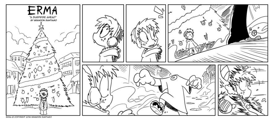 New Erma comic.. Source: brandontheoutcast.tumblr.com/ join list: Erma (3351 subs)Mention Clicks: 146784Msgs Sent: 311830Mention History.. Good on ya, kid! erma xmas