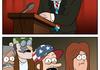 Grunkle Stan for president 2016