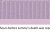 /mu/ killed Lemmy
