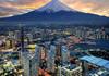 Mt. Fuji overlooking Yokohama