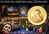 Hillary Wins Nobel Participation Prize