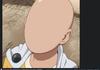 /a/ gives Saitama a face