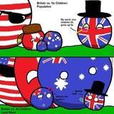 Britain and His Children
