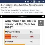 Let's beat Hillary again