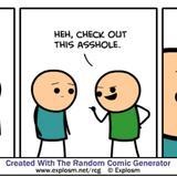 Comics & <b>happiness</b>