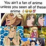 Who a Real Anime Fan?