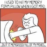 Memory foam.