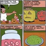 Halloween is almost at the door