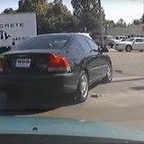 Mechanics Chase Stolen Car