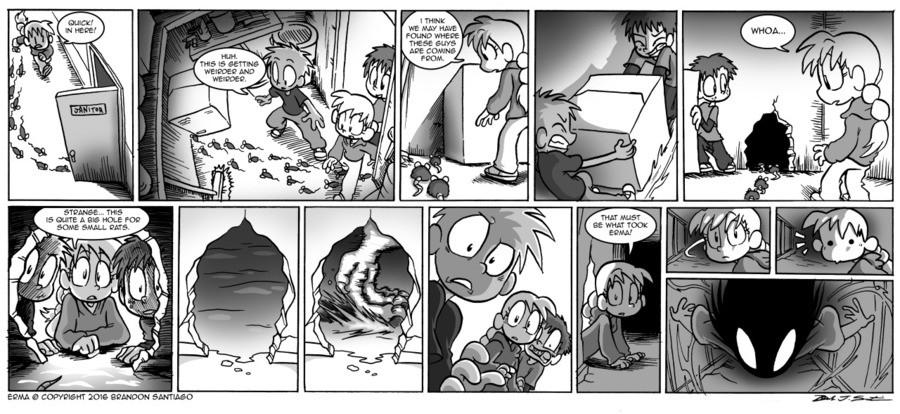 New Erma comic.. Source: brandontheoutcast.tumblr.com/ . erma Rats