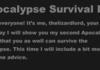 Apocalypse Survival Bag